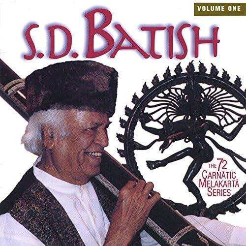 S.D. Batish