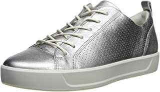 ECCO Womens 440723 Soft 8 Perforated Tie