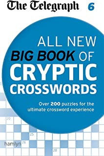 Best the daily telegraph cryptic crossword Reviews