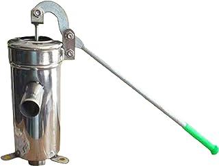 [シャンディニー] 手押し 井戸ポンプ ステンレス製 手動 手押しポンプ 庭 畑 水やり ポンピング 189-03 本体