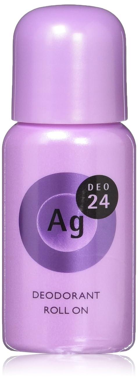 シェルター存在する不良エージーデオ24 デオドラントロールオン フレッシュサボンの香り 40ml (医薬部外品)