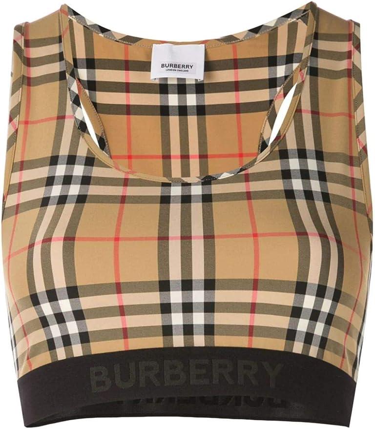Burberry Fashion 8012451 - Camiseta de manga corta para mujer ...