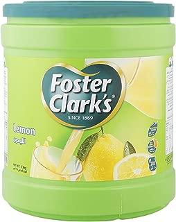 Foster Clarks Lemon Instant Flavored Drink, 2.5 kg