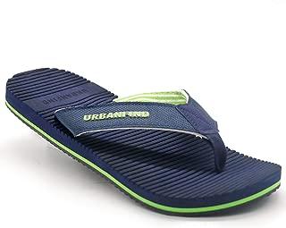 Men's Classic Flip Flops Summer Light Weight Shower Sandals Acupressure TPR Non-Slip Slippers