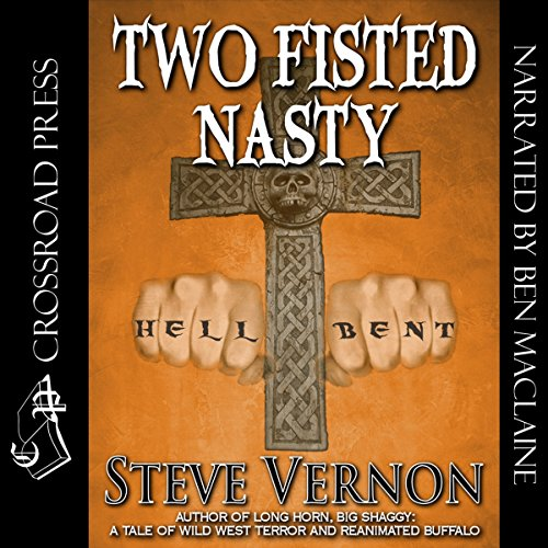 Two Fisted Nasty audiobook cover art