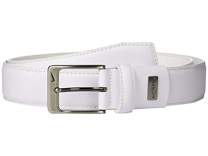 Nike Leather Woven G-Flex (White) Men