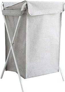 Laundry Bag HXF - Panier de rangement pliable pour vêtements sales, panier de rangement pour salle de bain, seau de rangem...