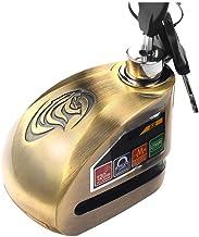Schijfremslot Intelligent Alarm Schijfremslot Anti-diefstal apparaat, Motorcycle elektrische fiets onderdelen, waterdichte...