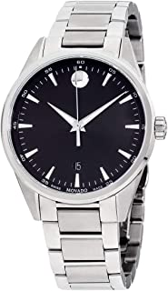 Stratus Quartz Movement Black Dial Men's Watch 607243