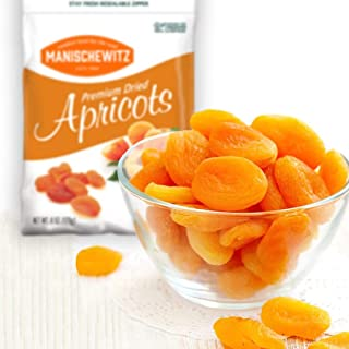 Manischewitz Premium Dried Apricots 6oz (2 Pack)