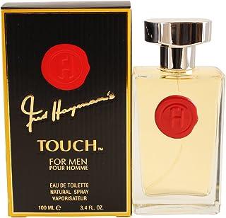 Touch By Fred Hayman For Men. Eau De Toilette Spray 3.3 Ounc