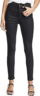 Women's x Marianna Hewitt Farrow Ankle High Rise Skinny Jeans
