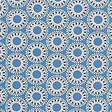 Fabulous Fabrics Cretonne Ornamente, klein –