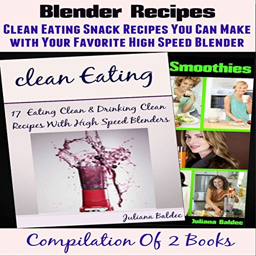 Blender Recipes audiobook cover art