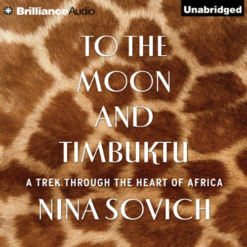 To the Moon and Timbuktu cover art