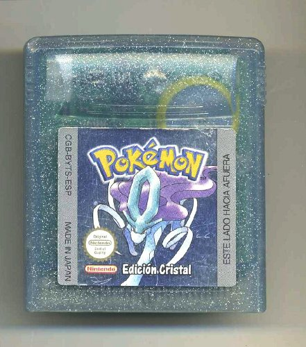 Pokemon Edicion Cristal