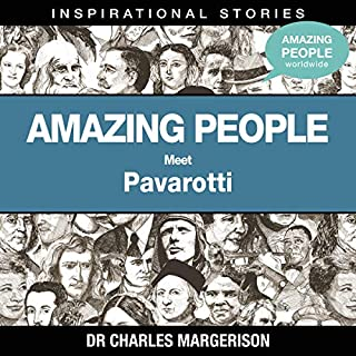 Meet Pavarotti                   Written by:                                                                                                                                 Dr. Charles Margerison                               Narrated by:                                                                                                                                 full cast                      Length: 20 mins     Not rated yet     Overall 0.0