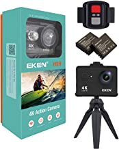 EKEN H9R Action Camera 4K WiFi Waterproof Sports Camera Full HD 1080p60 2.7K30 4K30 720p120 Video Camera 20MP Photo Includ...