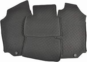 Saab Original 9-5 Floor mats Rubber - Black 32026027