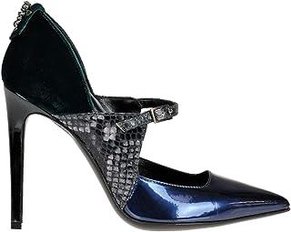 RICHMOND Women's MCGLCAT000006049I Black Leather Heels