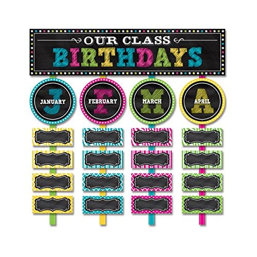 Birthday Bulletin Board Decorations: Amazon.com
