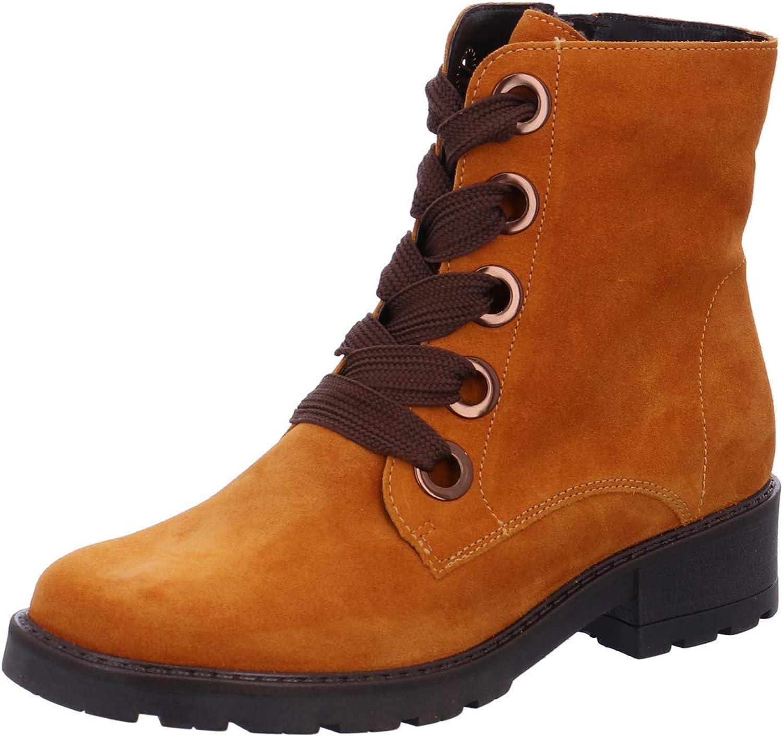 ARA Damen Stiefeletten 12-63103-60 gelb gelb 720817  Online-Mode einkaufen