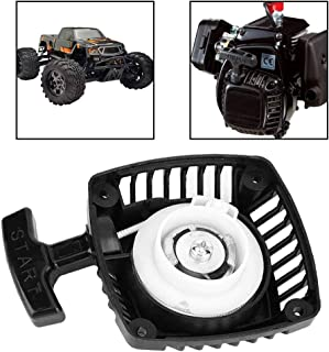 Rubyyouhe8 Models Toys&Pull Start Power Starter Upgrade Parts for 23cc 26cc 29cc 30cc RC Car Gas Engine Display Mold Miniature Toy Home Decor