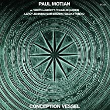 Conception Vessel by Paul Motian (2008-09-30)