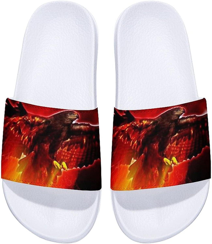 Fire Finally resale start Eagle Men's and Women's Indoor Sandals Limited time sale Slide Comfort Outdoo