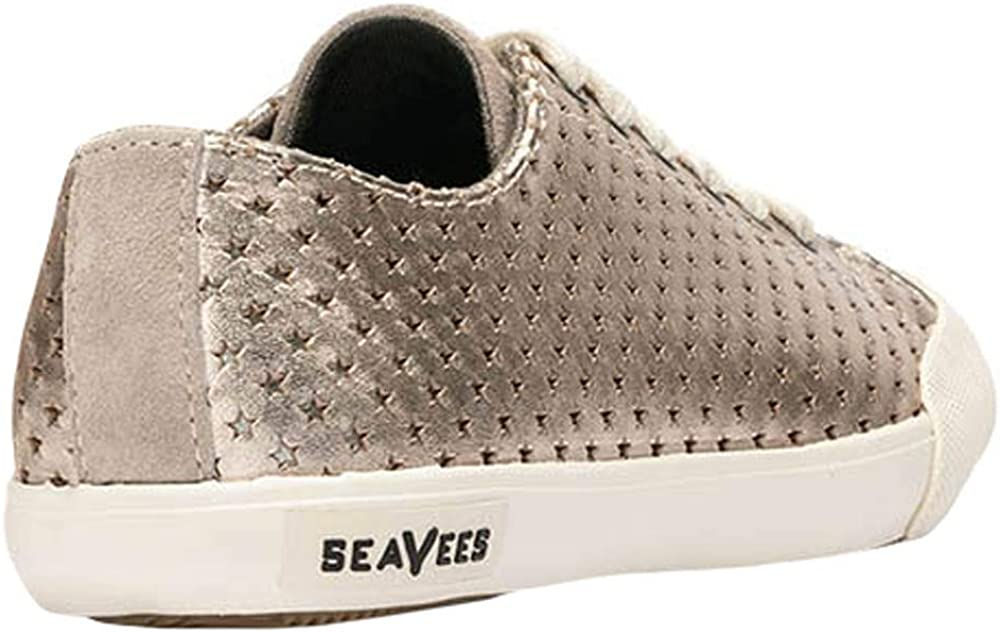 SeaVees Womens Army Issue Low Celestial Lace Up Sneakers Shoes Casual - Gold - Size 12 B