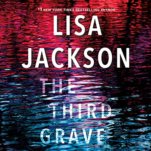 The Third Grave Audiobook By Lisa Jackson cover art
