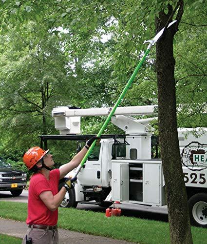 Jameson LS-6PKG-6 LS-Series Landscaper Pole Saw Kit with 3 Poles, Each Measuring 6 Feet Long