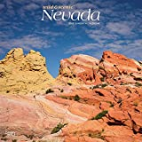 Nevada Wild & Scenic 2022 12 x 12 Inch Monthly Square Wall Calendar, USA United States of America Rocky Mountain State Nature