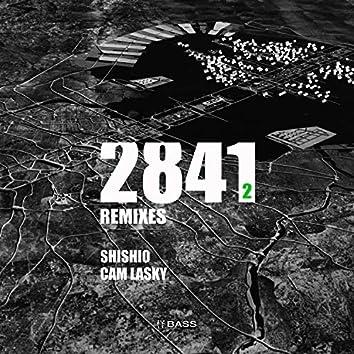 2841, Pt. 2 Remixes