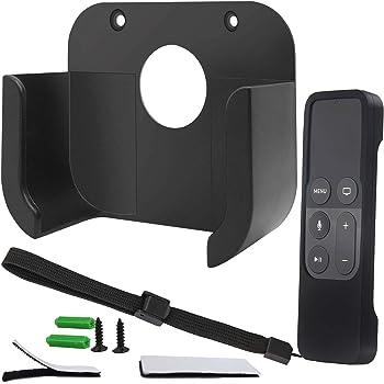 Soporte de Pared con Mando a Distancia Compatible con Apple TV4 4K ...