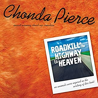 Roadkill on the Highway to Heaven audiobook cover art