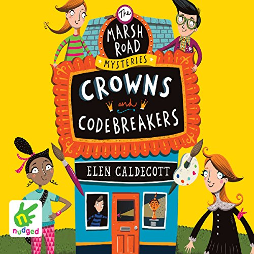 Marsh Road Mysteries: Crowns and Codebreakers cover art