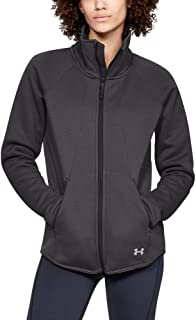 Under Armour Extreme ColdGear Jacket Charcoal/Ghost Gray SM (US 4-6)