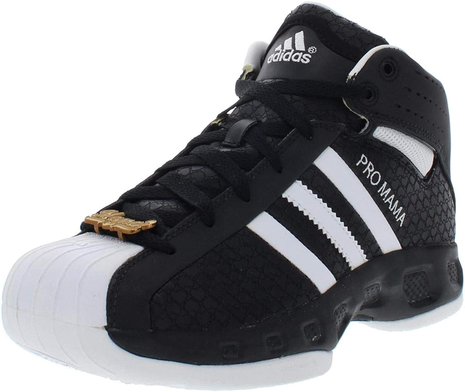 Adidas Sport Performance Womens Pro Model S Leather Basketball shoes