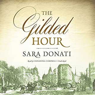 The Gilded Hour audiobook cover art