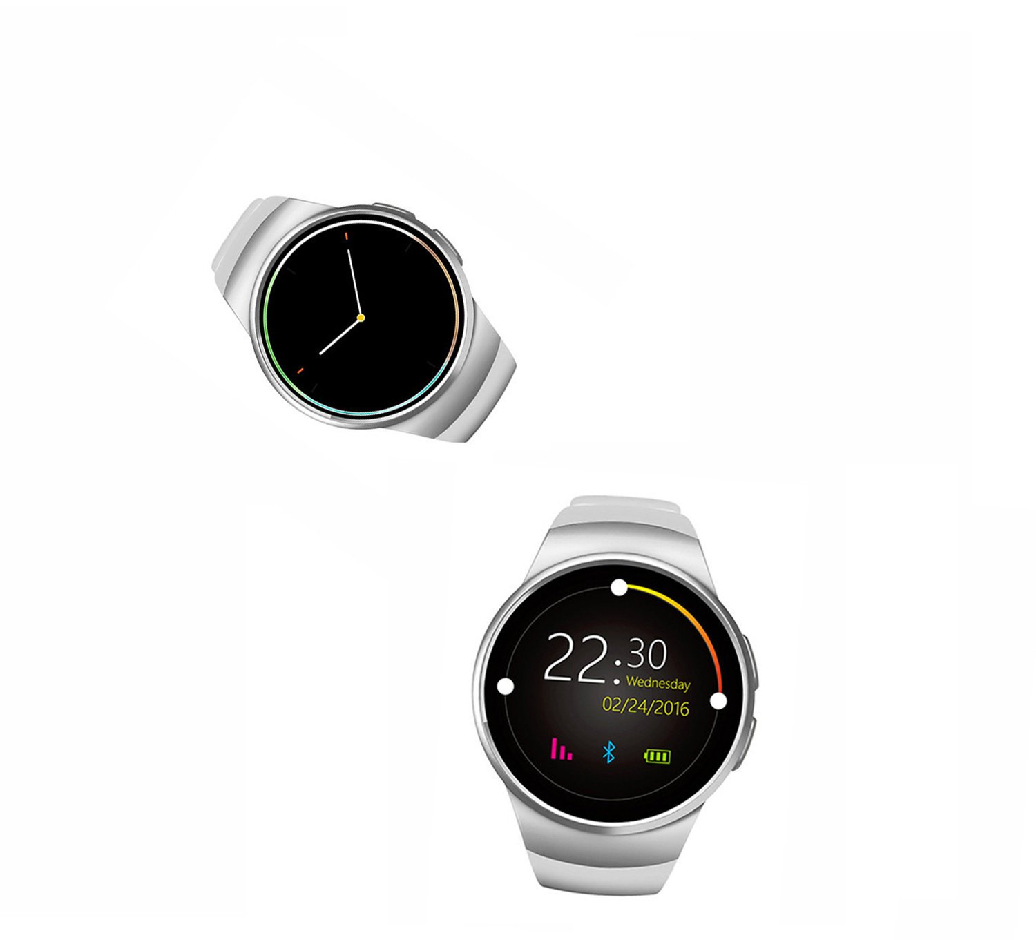 Sport Smartwatch Android Mujer Fitness Tracker Mujer estrecho ...