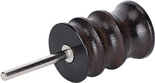 Outil de polissage artisanal en bois de santal en bois de santal poli à la main pour lisser et nettoyer les bords des proj...
