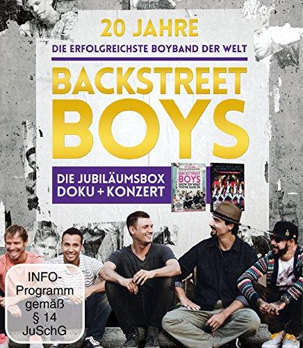 Backstreet Boys - 20 Jahre [Blu-ray]