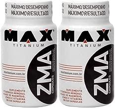 Kit 2 ZMA 90 cápsulas - Max Titanium