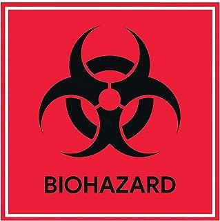 Biohazard Stickers Signs 4