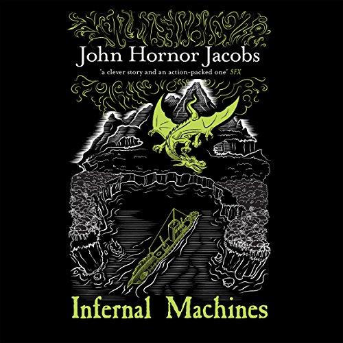 Infernal Machines audiobook cover art