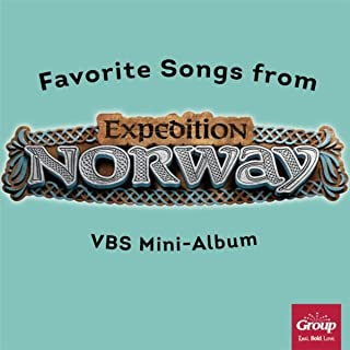 Favorite Songs from Group`s Expedition Norway (Vacation Bible School Mini Album)
