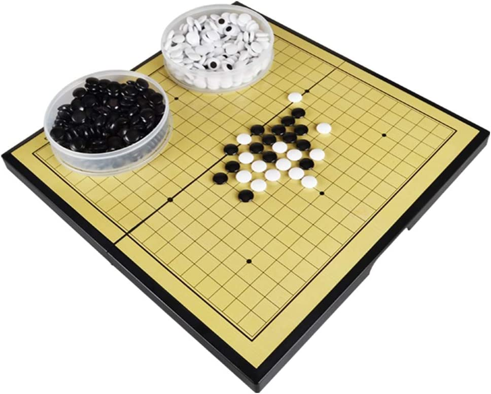 YXCKG Folding Very popular Travel Go Sale Special Price Set Game Portable Board,Board Chess S