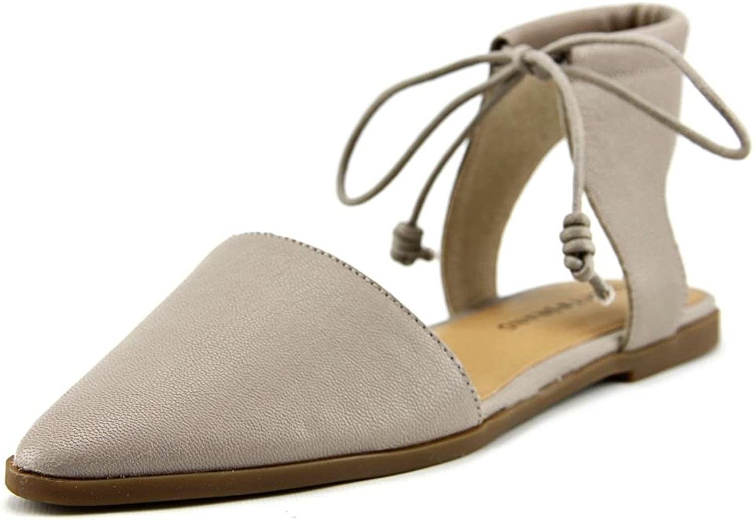 Lucky Women's Mabonnee Leather Ankle-High Leather Sandal