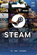 INR 250 Steam Wallet Code (Digital Code- Email Delivery within 2 hours)